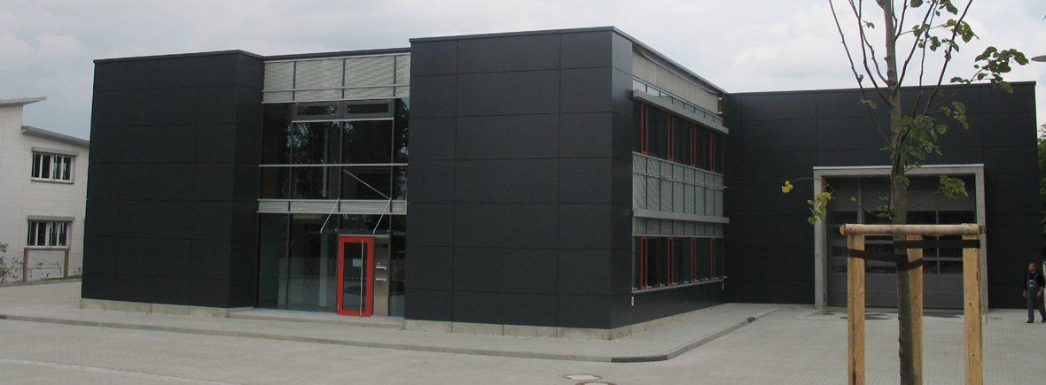 IVG Immobilien GmbH Dresden - Aluminium-Glattblech_Fassade
