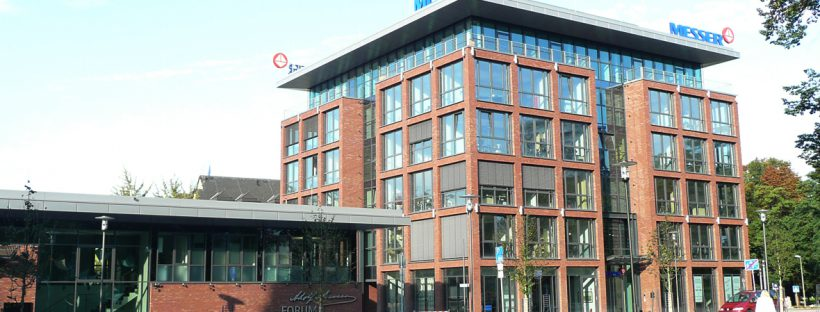 Hauptverwaltung Messer Group GmbH / Konzernzentrale Messer Gruppe