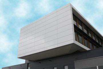 Verwaltung Bender GmbH & Co. KG Aluminium Fassade, Kassetten