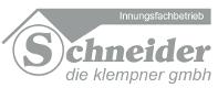 01_Logo Schneider grau_klein