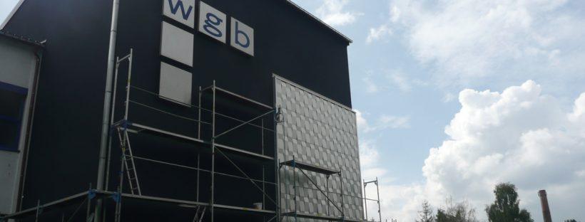 3D-Fassade wgb Klingenthal