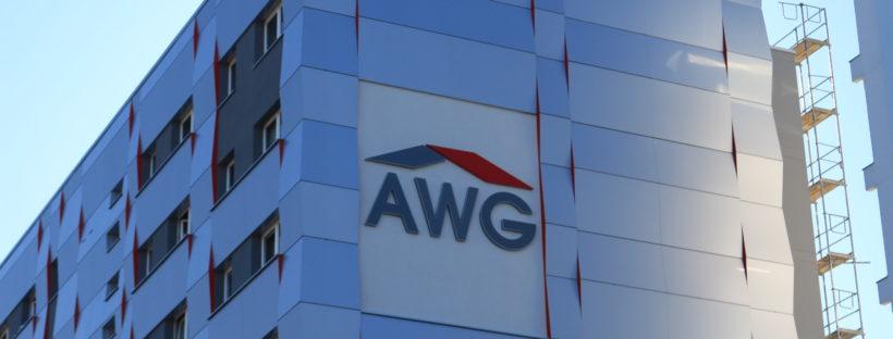Fassadensanierung AWG Plauen